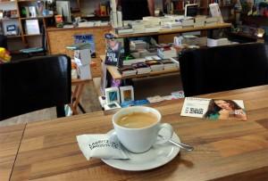 Lakritztag-Flowpack im Stiefels Buchladen