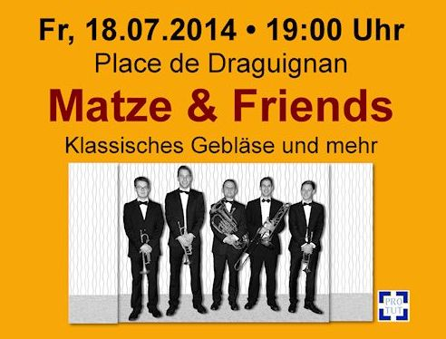 Matze & Friends