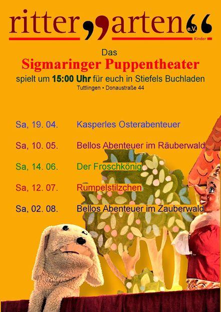 Puppentheater April - August-kl