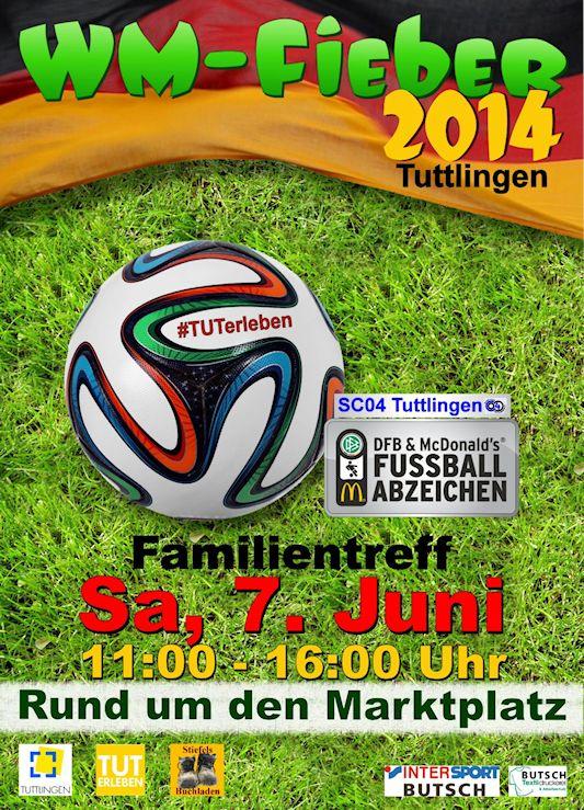 WM-Fieber Tuttlingen 2014