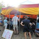 Sommer im Zelt